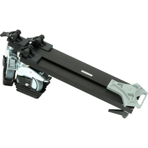 Manfrotto 114MV Cine/Video Dolly for Tripods with Spiked Feet
