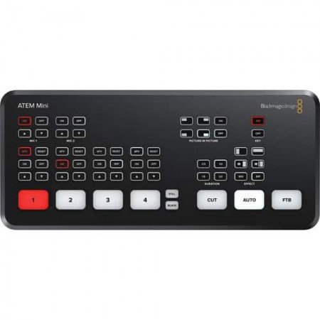 Switcher HDMI ATEM Mini